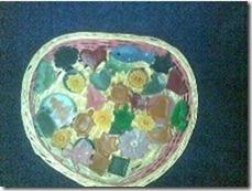colori cesto candela cod777